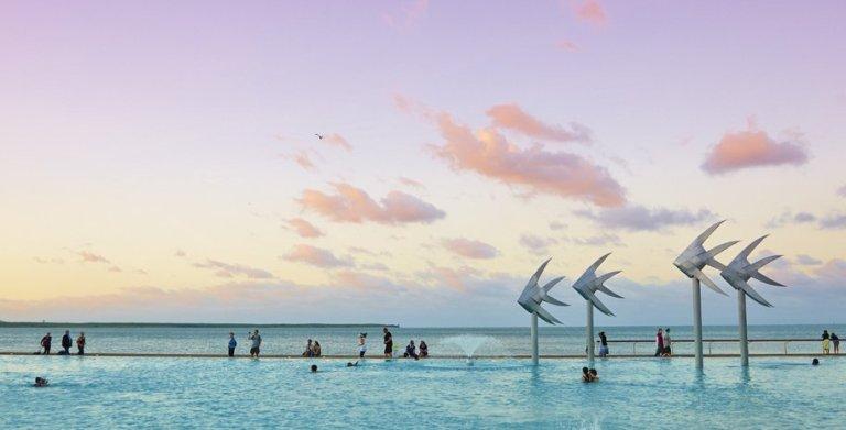 piscina a Cairns