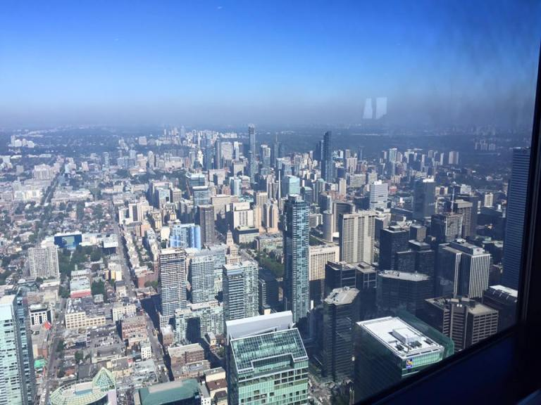 Vista Thompson di Toronto