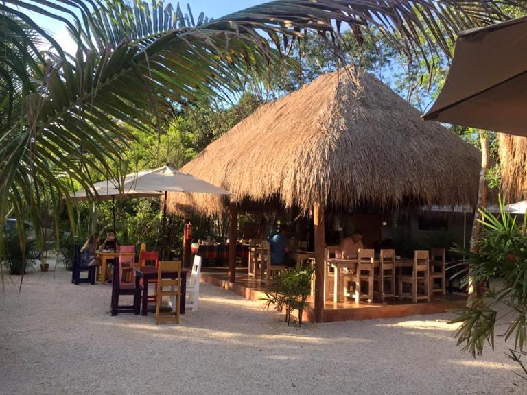 Bar ristoro in Messico