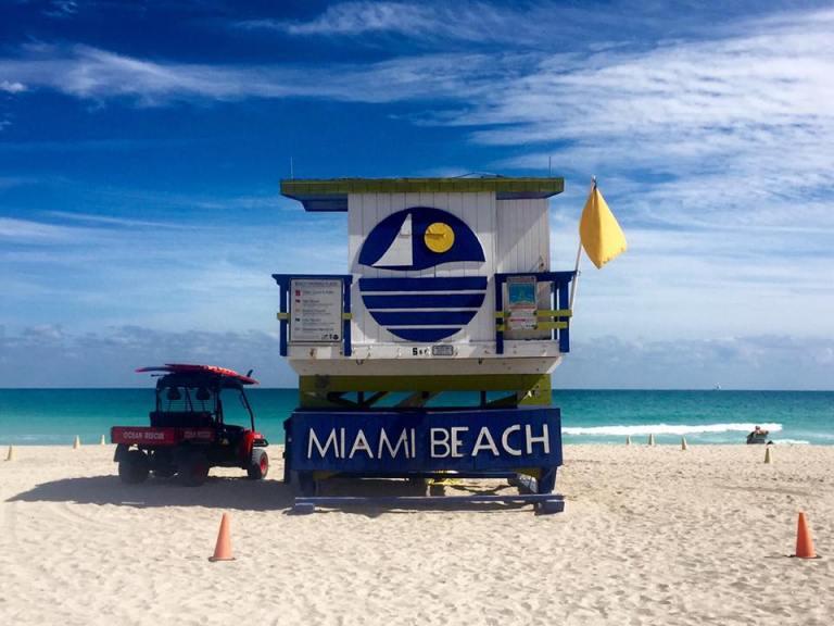 Spiaggi di Miami